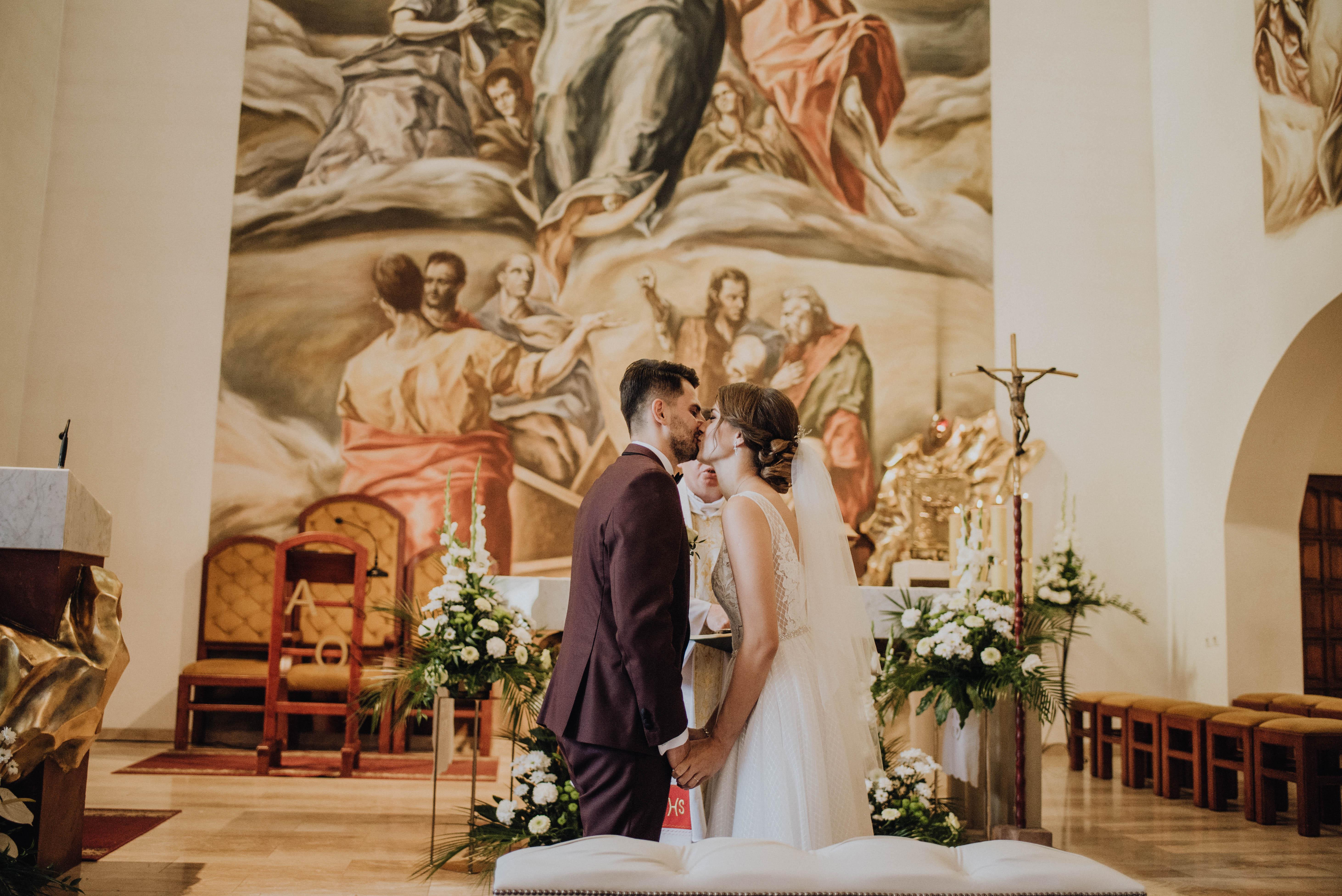 Ala i Dawid ślub